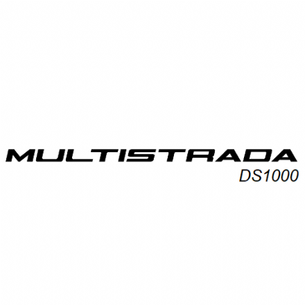 Ducati Multistrada DS1000 2003 - 2009